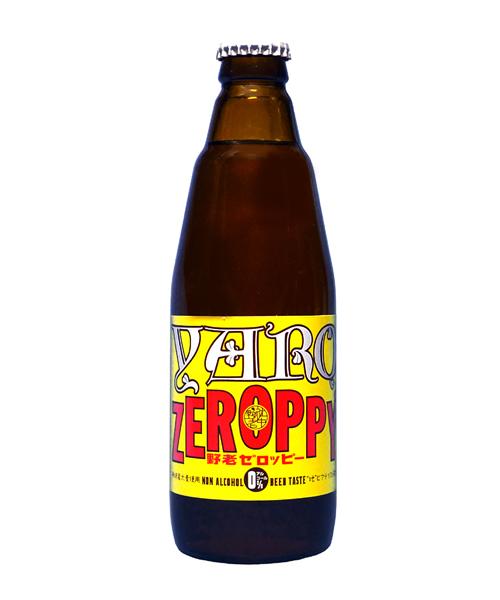 ノンアルコールビール「野老ゼロッピー」