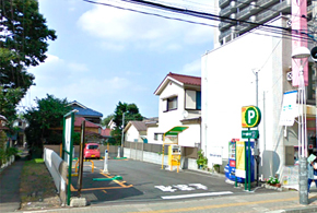 三井のリパーク 所沢寿町