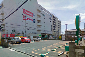 三井のリパーク 所沢東町