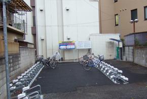 K's Cycle所沢駅西口(駐輪場)