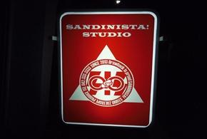 SANDINISTA! STUDIO