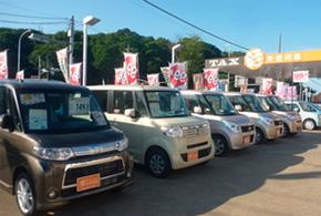 タックス所沢 軽自動車専門店