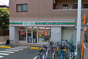 ローソンストア100 所沢駅東口店