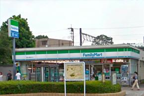ファミリーマート 航空公園駅東口店