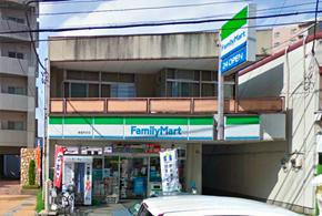 ファミリーマート 妻屋所沢店