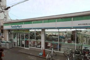 ファミリーマート 新所沢駅西口店