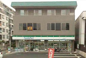 ファミリーマート 所沢緑町店