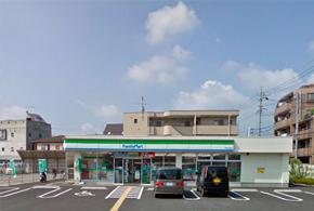 ファミリーマート 所沢久米店