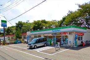 ファミリーマート 所沢松が丘店