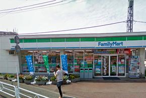 ファミリーマート 秋津駅北口店