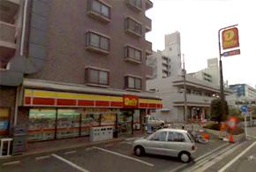 デイリーヤマザキ 所沢小手指店
