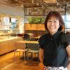 所沢の仕掛人。津々見潤子さん  埼玉産の魅力発信「角川食堂」